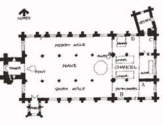 St Marys Floor Plan